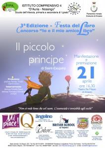 """Evento """"Festa del Libro"""" - 21 aprile"""